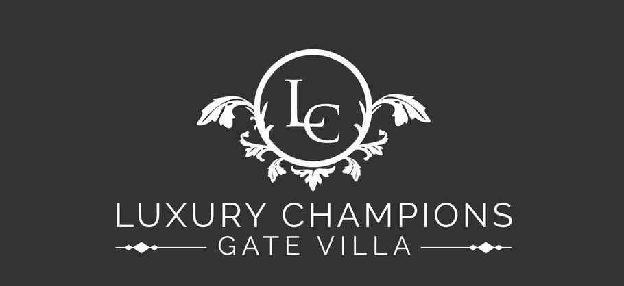 Luxury Champions Gate Villa Logo