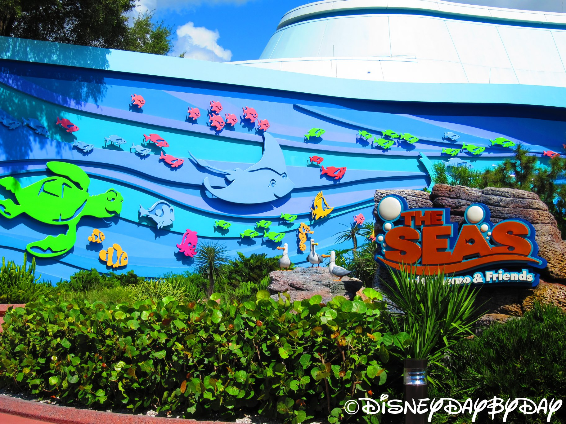 Champions-Gate-Villas-Orlando-EPCOT-The-Seas-With-Nemo-and-Friends